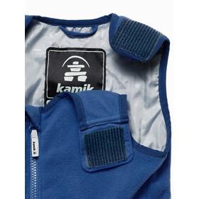 Kamik Storm Solid Spodnie długie Dzieci niebieski
